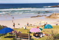 Hermanus Beach at Voelklip
