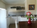 New Kitchenette in Loft at Eastbury Cottage