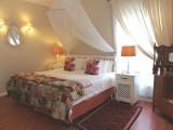 Rose Room at Eastbury Cottage