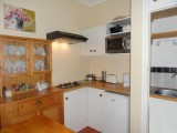 Rose Room Kitchenette at Eastbury Cottage