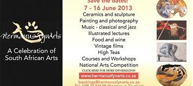 Hermanus FynArts Festival 2013