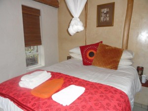 Comfy beds at Blomhuis