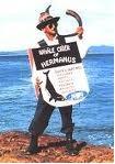 Pieter Claassens - Hermanus First Whale Crier