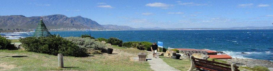 cliff path Hermanus whale walk