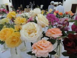 Greyton Rose Show - Eastbury Cottage