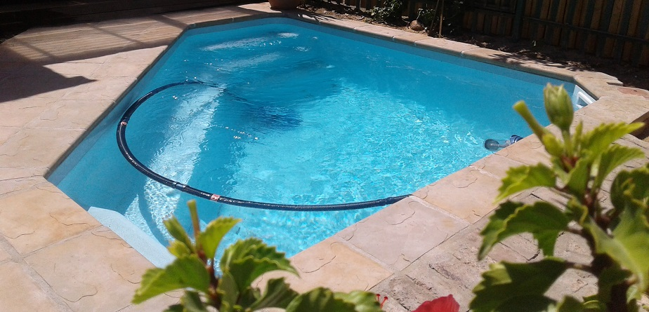 swimming pool at Mayflower Accommodation