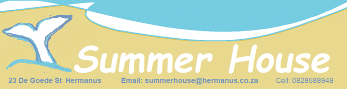 Summer House Hermanus